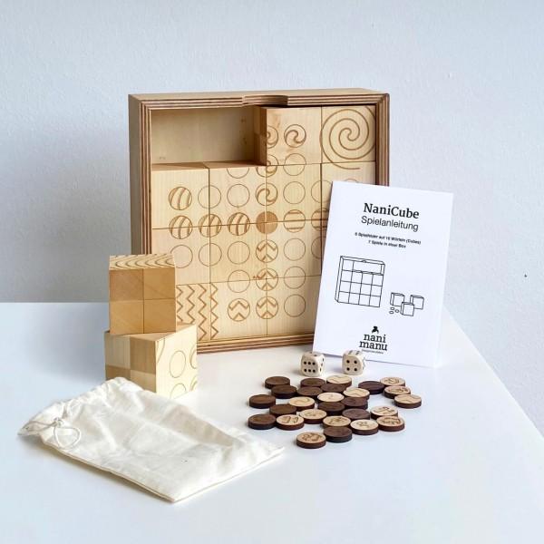 NaniCube Brettspielebox 7in1