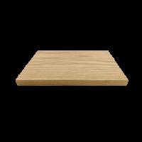 Schneidebrett S – Basic, Esche – 30 x 20 x 1.8 cm – Vorderseite