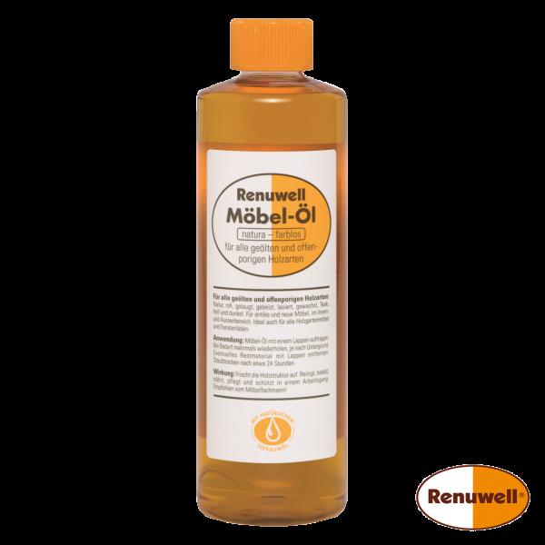 Huile pour bois Renuwell, 500 ml