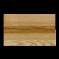 Schneidebrett M – Basic, Esche – 39 x 24 x 1.8 cm – Oben