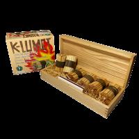 Grillen mit K-LUMET. 17 x 12 x 7 cm